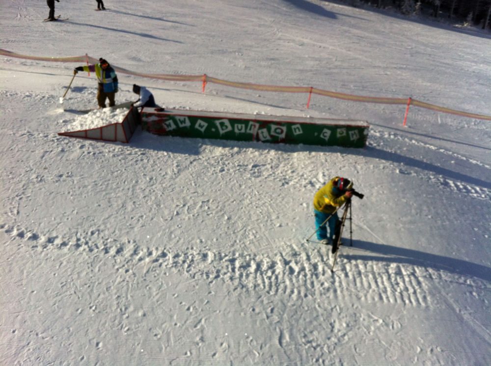 Snowboardkurs Galerie 77