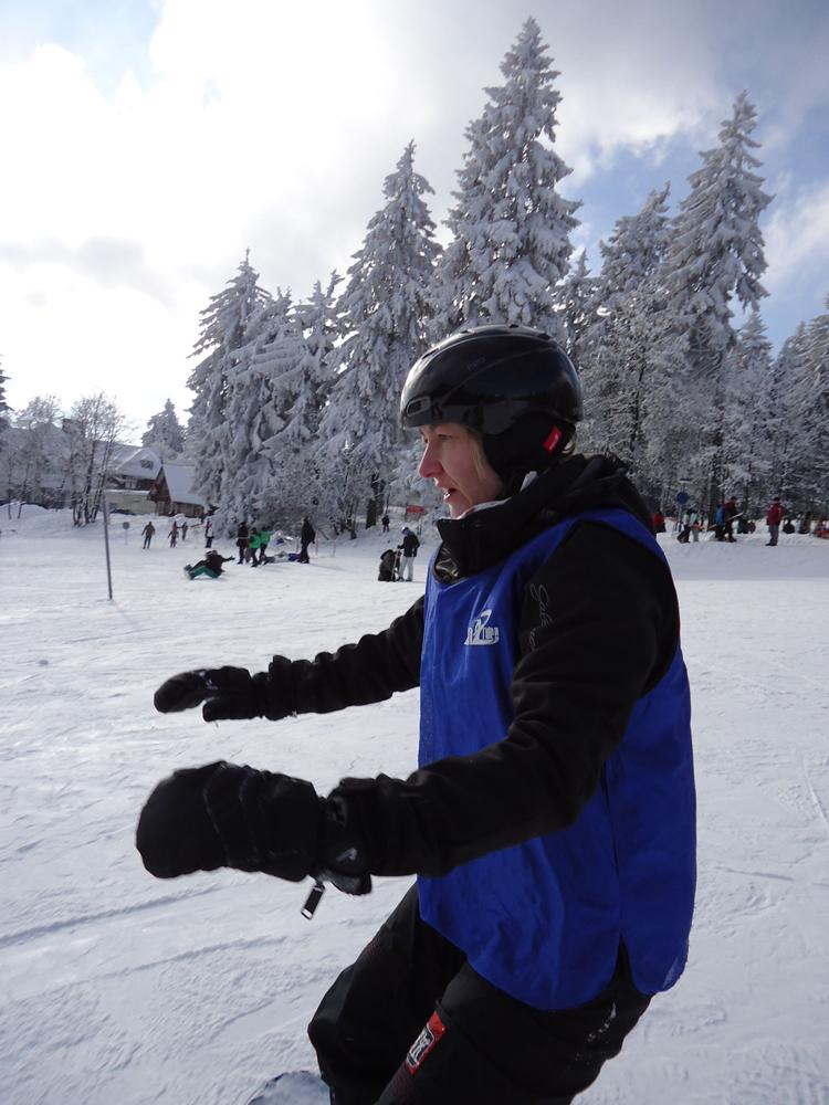 Snowboardkurs Galerie 74