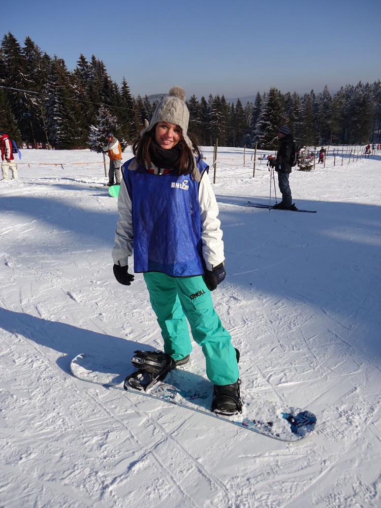 Snowboardkurs Galerie 65