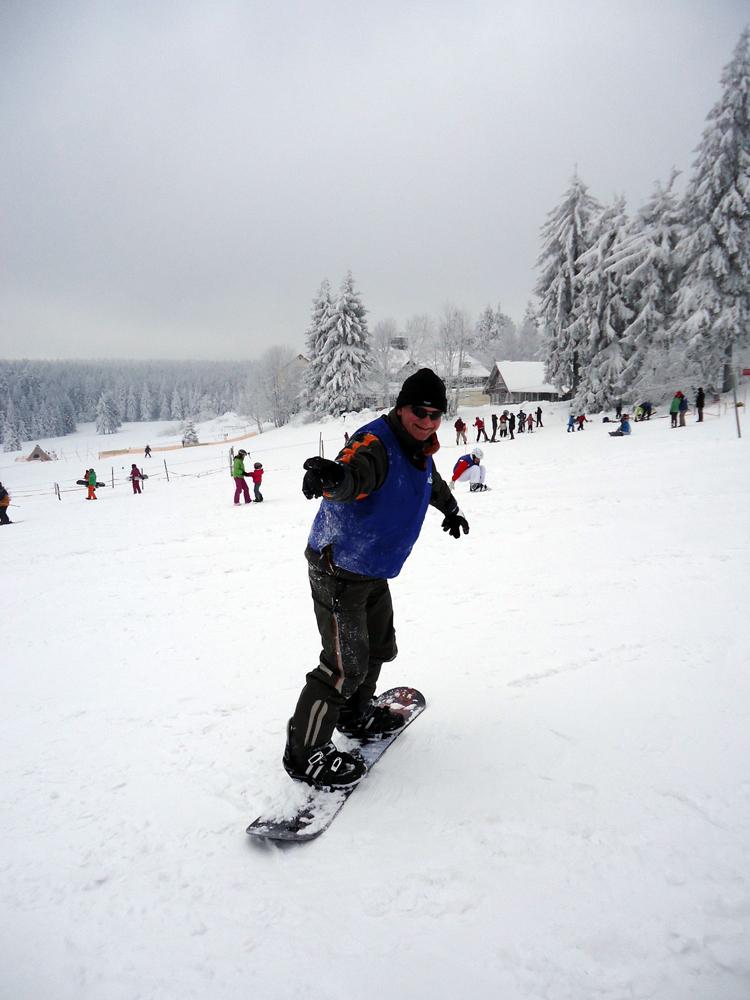 Snowboardkurs Galerie 63