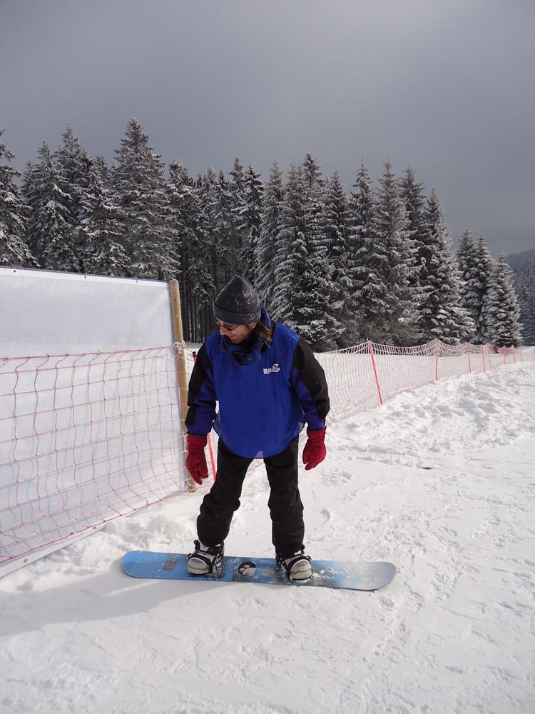Snowboardkurs Galerie 61