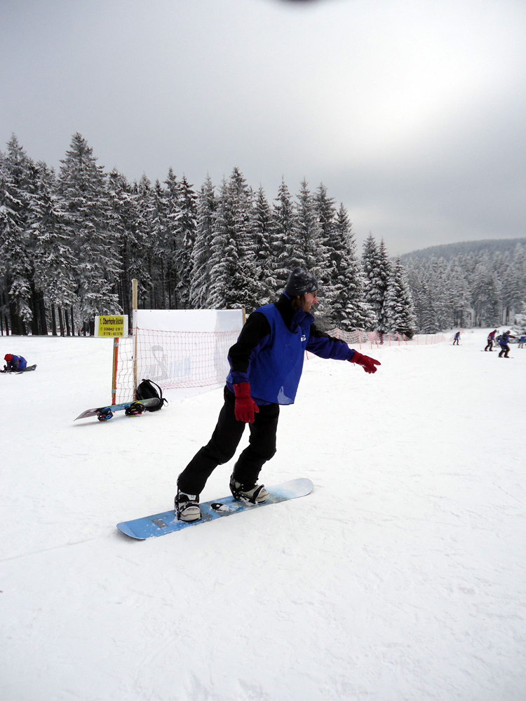 Snowboardkurs Galerie 59