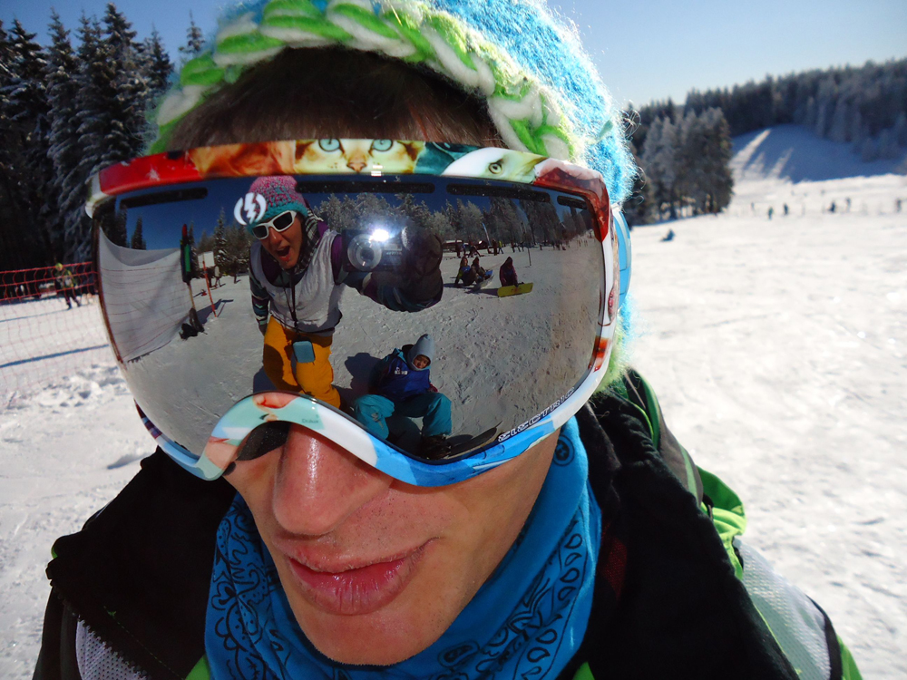 Snowboardkurs Galerie 55