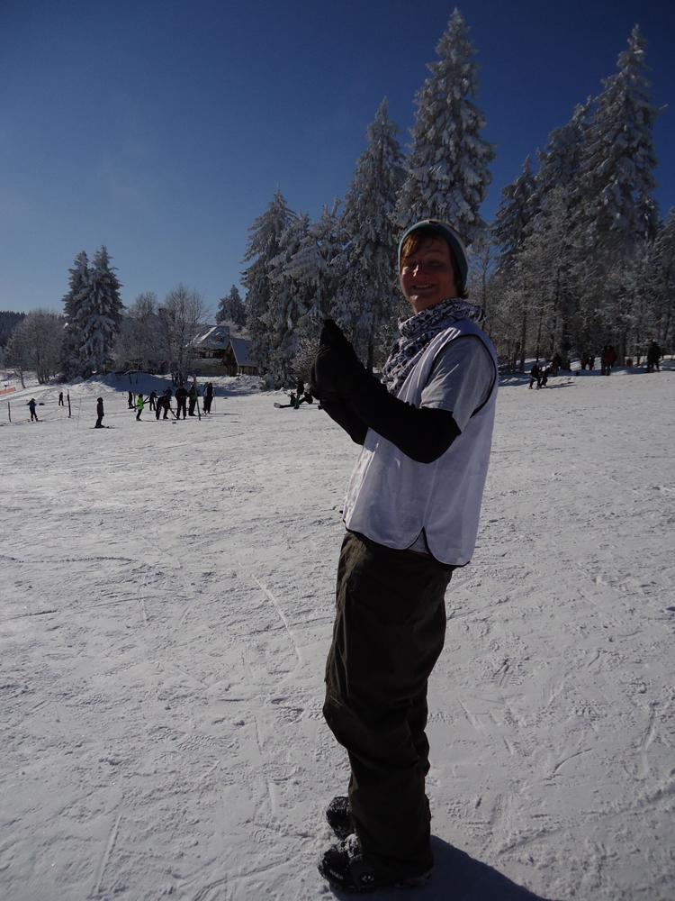 Snowboardkurs Galerie 54