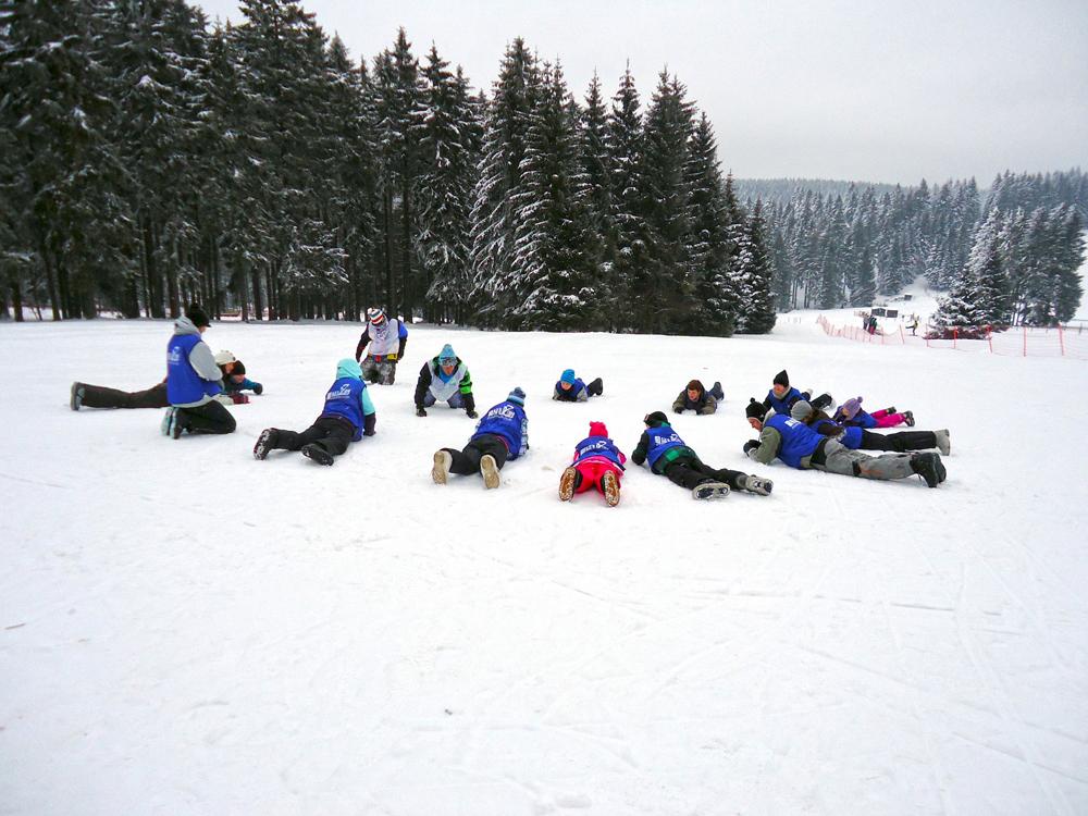 Snowboardkurs Galerie 52
