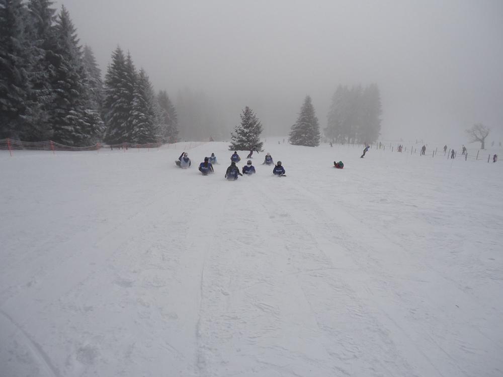 Snowboardkurs Galerie 44