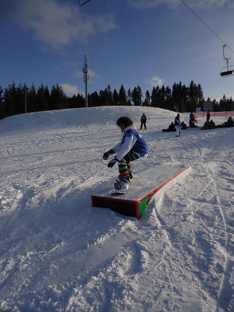 Snowboardkurs Galerie 43