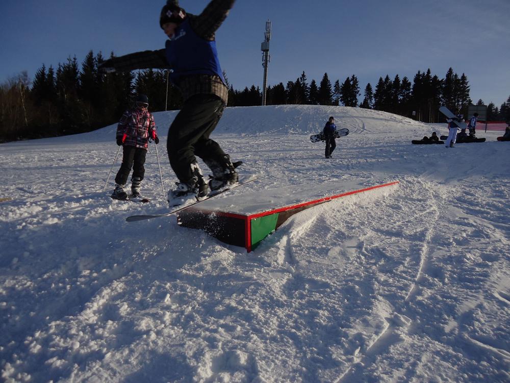 Snowboardkurs Galerie 40