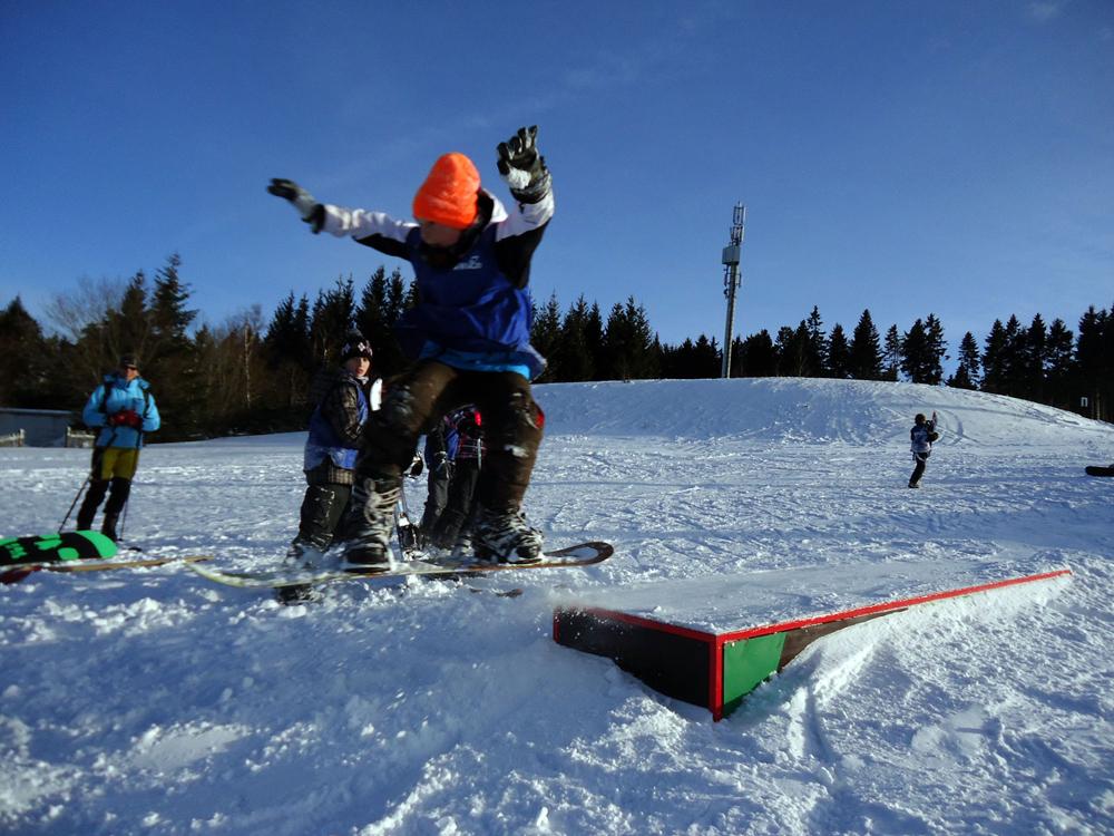 Snowboardkurs Galerie 39