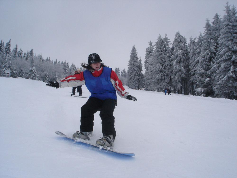 Snowboardkurs Galerie 38