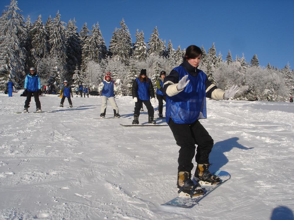 Snowboardkurs Galerie 37
