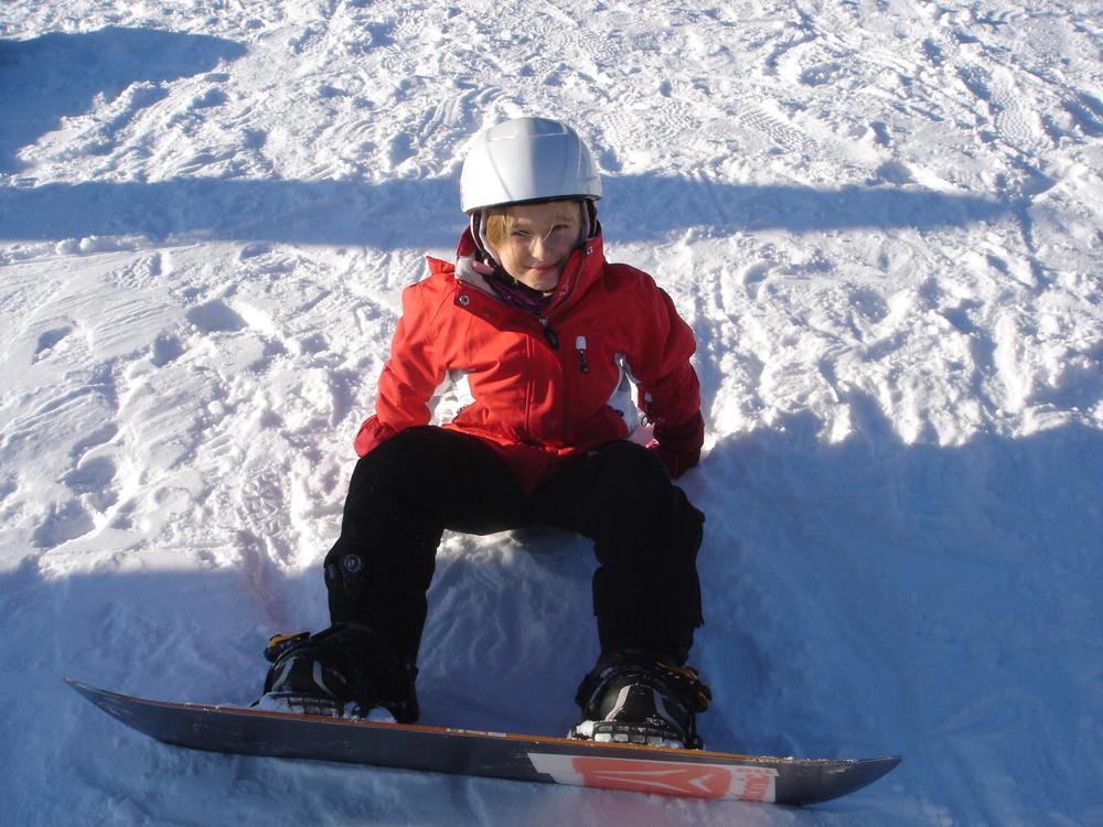 Snowboardkurs Galerie 35