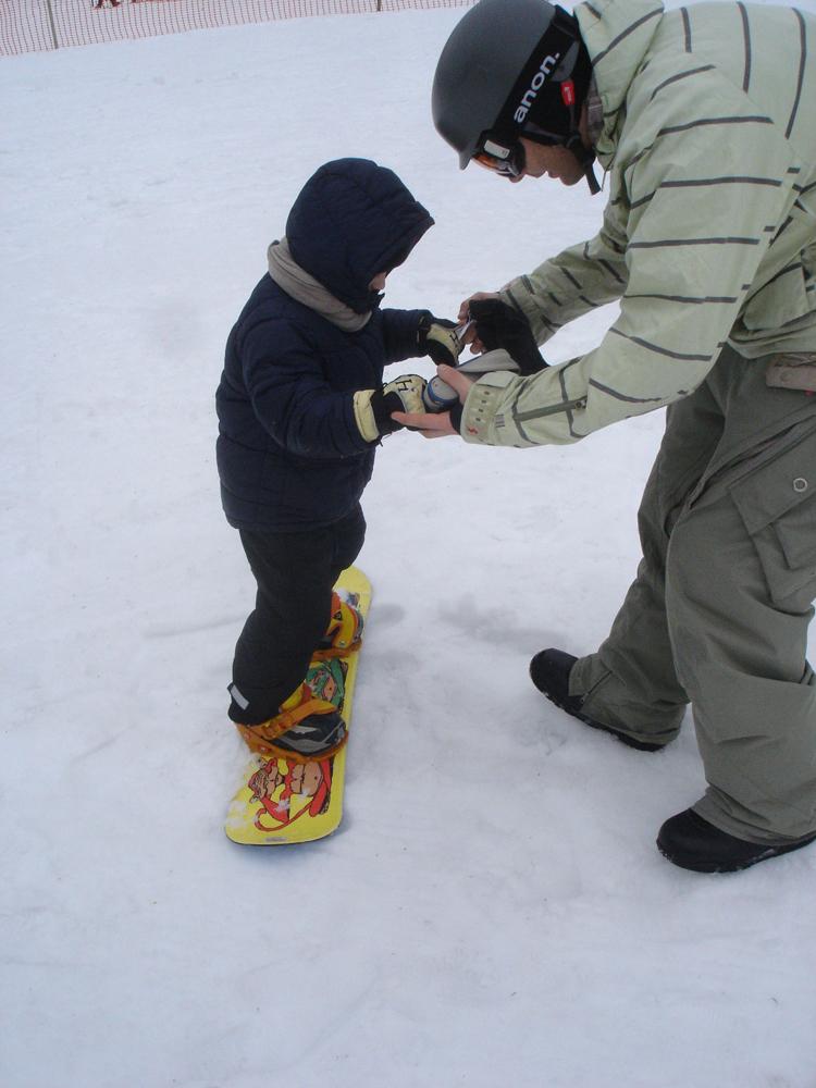 Snowboardkurs Galerie 34