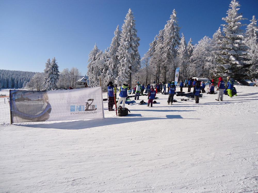 Snowboardkurs Galerie 32