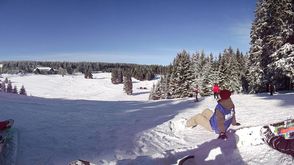Snowboardkurs Galerie 31