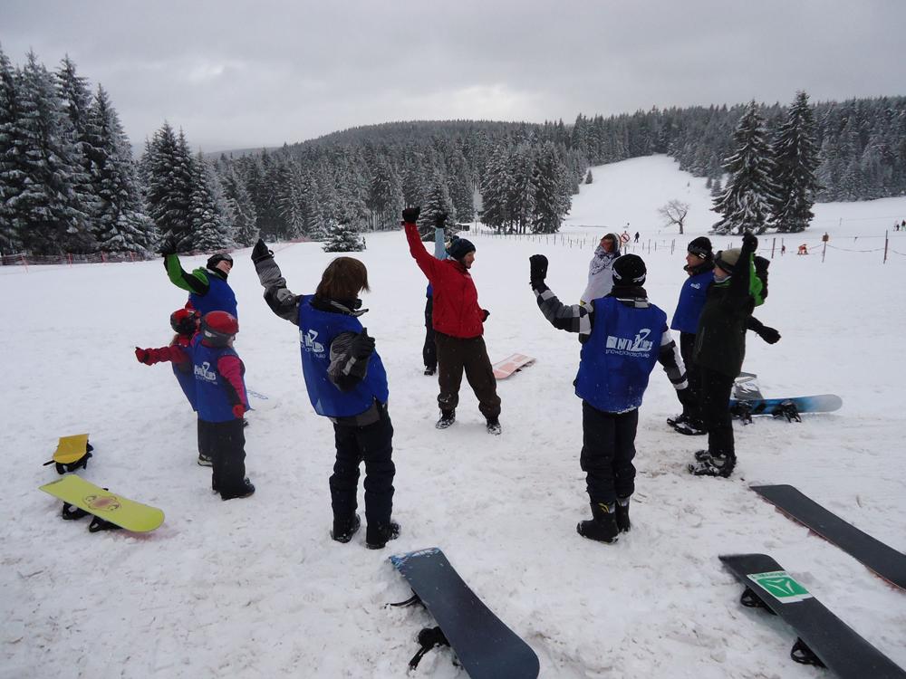 Snowboardkurs Galerie 30