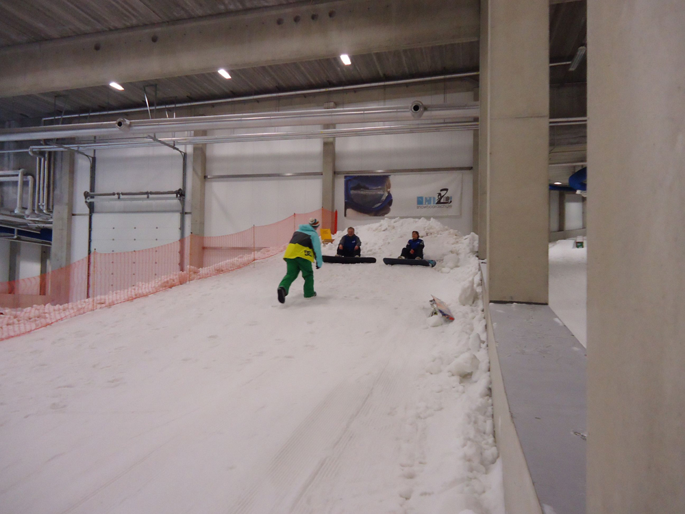 Snowboardkurs Galerie 28