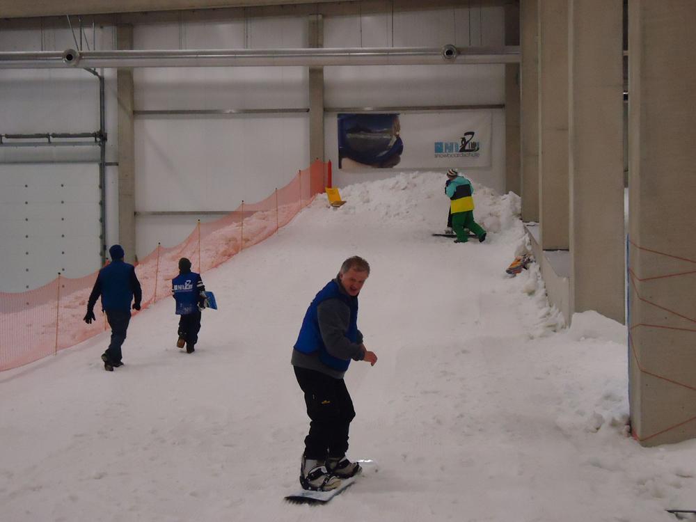 Snowboardkurs Galerie 27