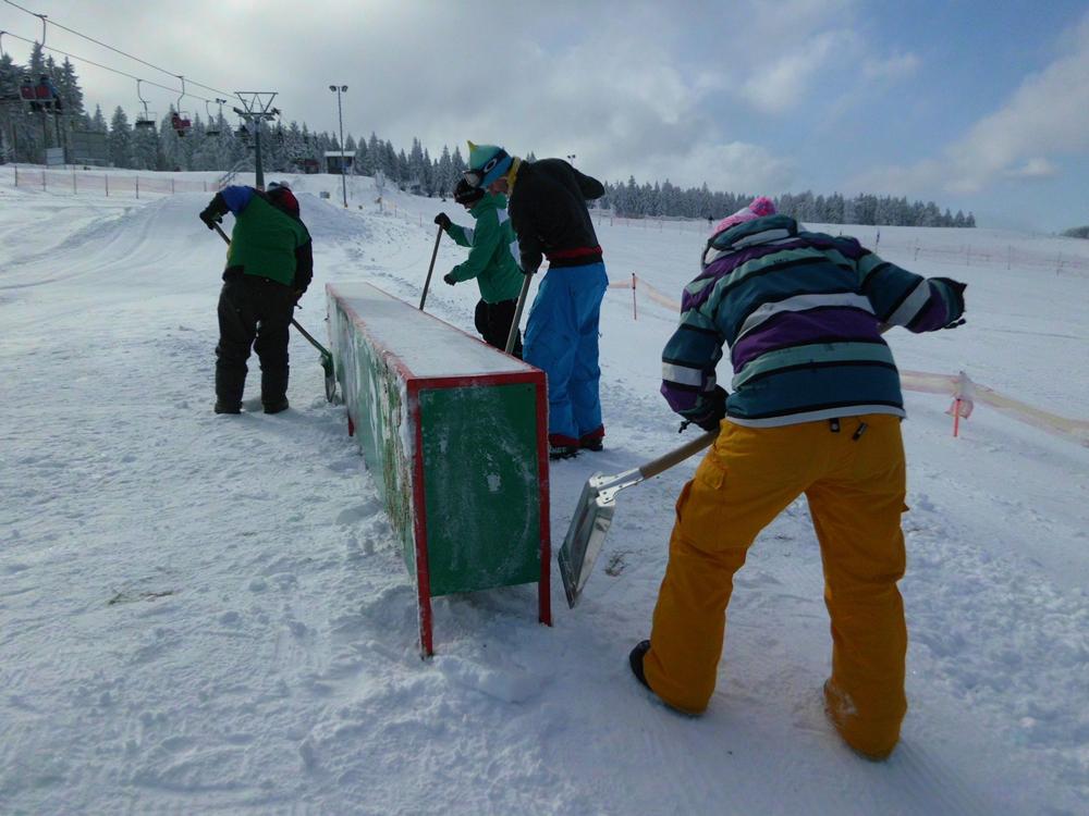 Snowboardkurs Galerie 23