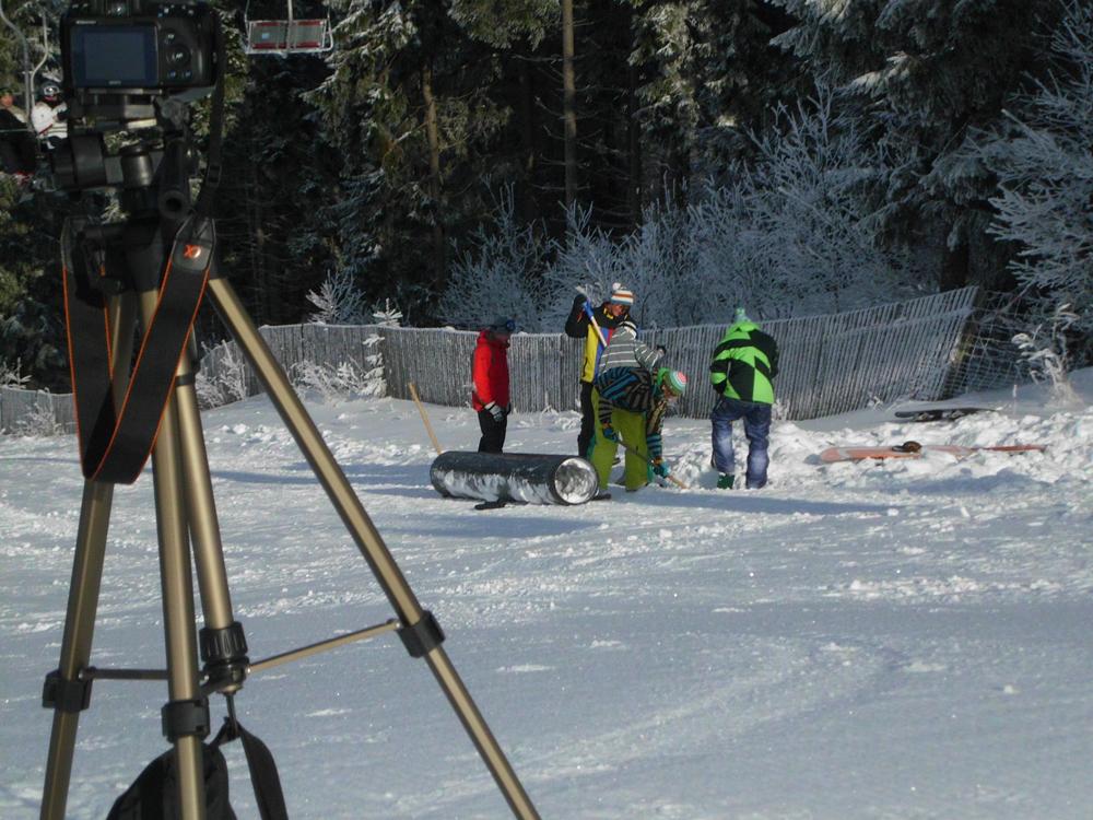 Snowboardkurs Galerie 22