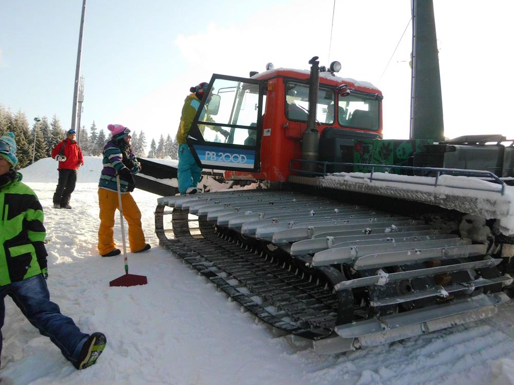 Snowboardkurs Galerie 21
