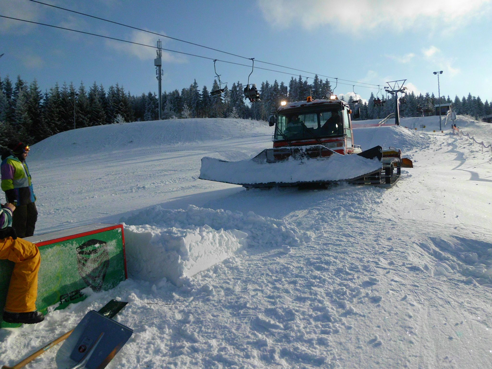Snowboardkurs Galerie 19