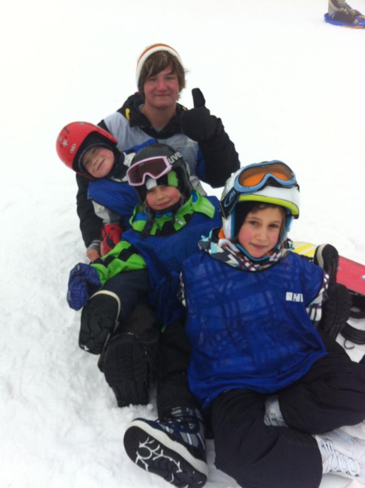 Snowboardkurs Galerie 14