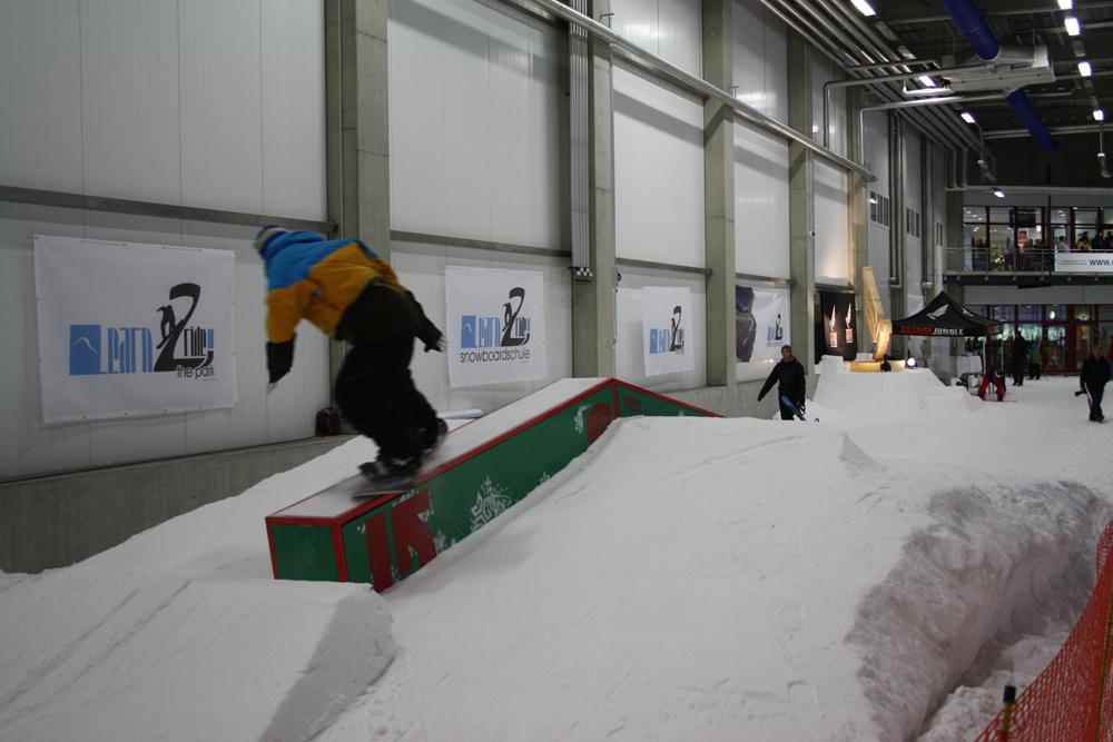 Snowboardkurs Galerie 13