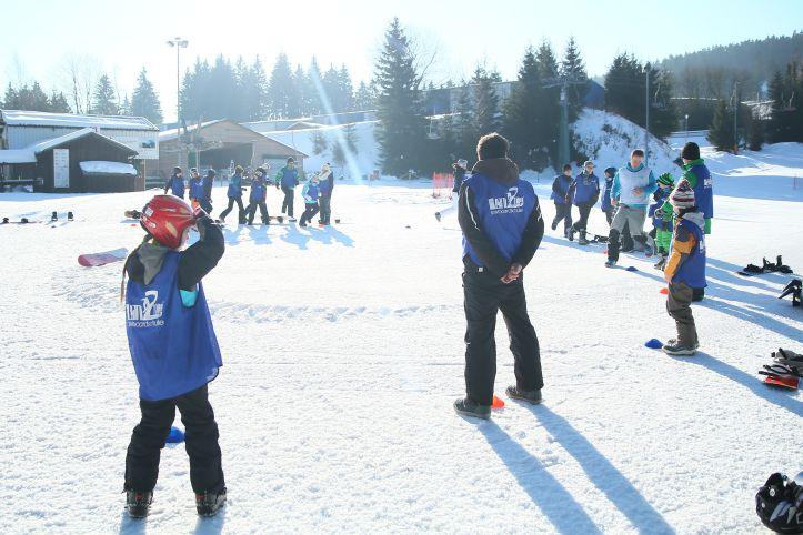 Snowboard-Kurs in Oberhof