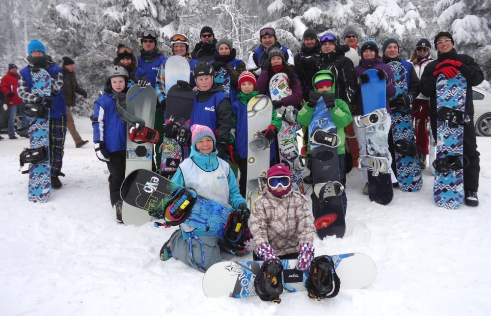 Snowboardkurs Galerie 10