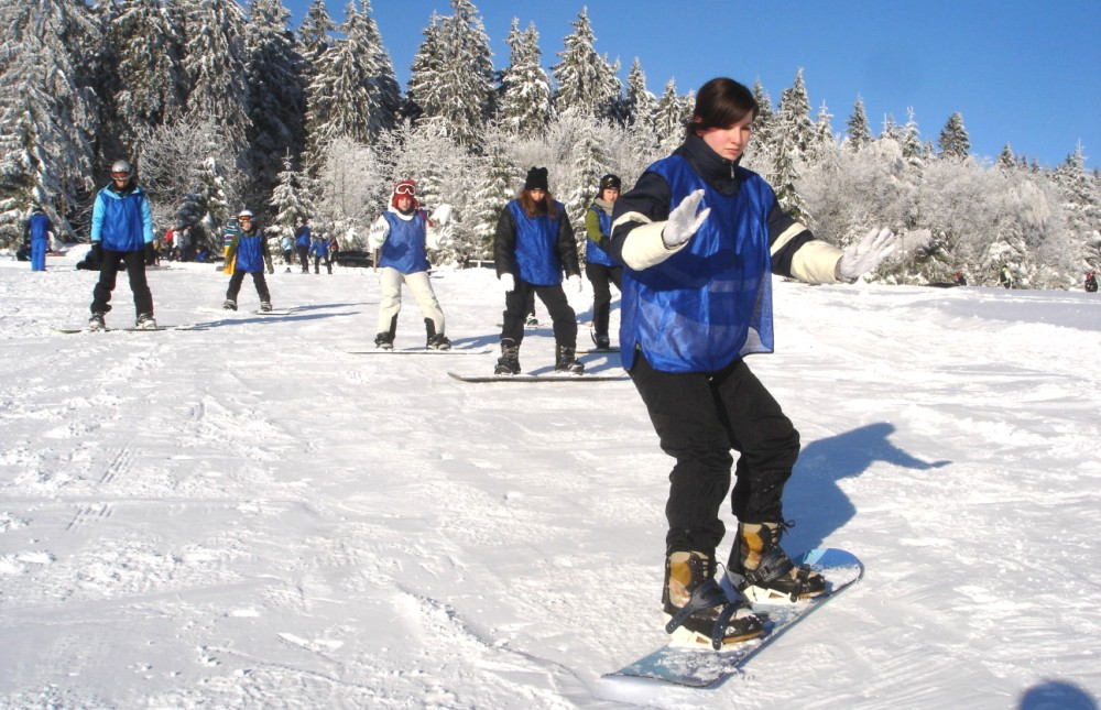 Snowboardkurs Galerie 9