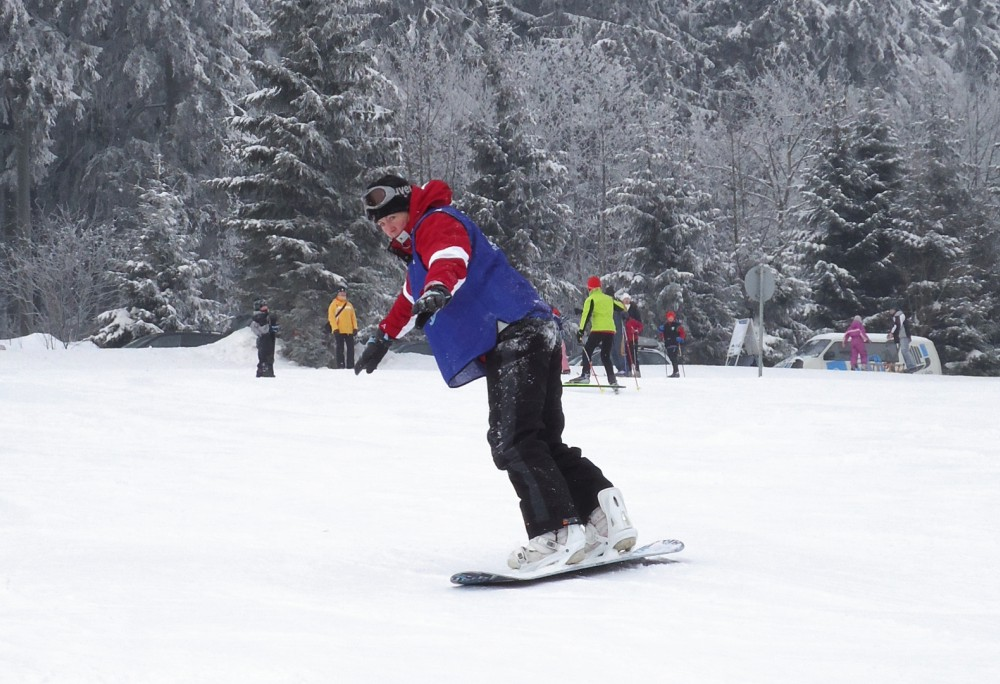 Snowboardkurs Galerie 11