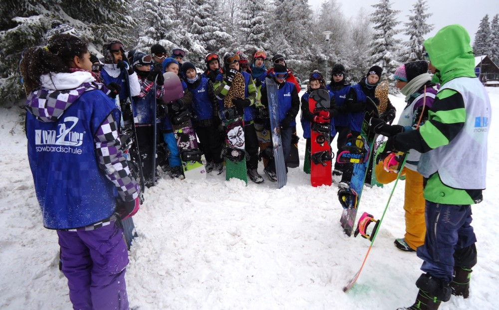 Snowboardkurs Galerie 6