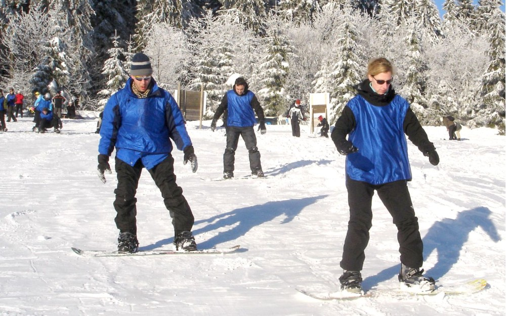 Snowboardkurs Galerie 7