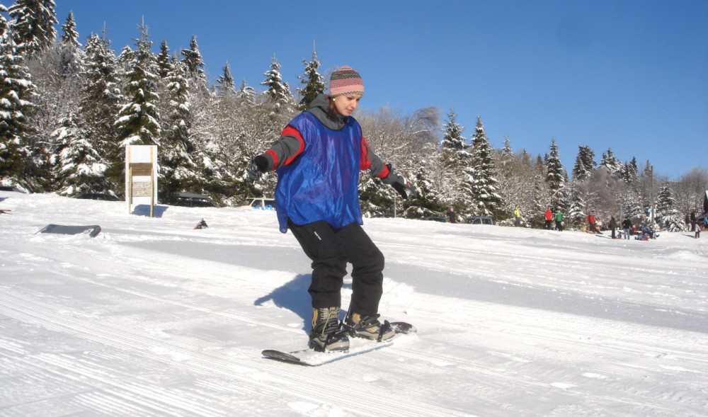 Snowboardkurs Galerie 1