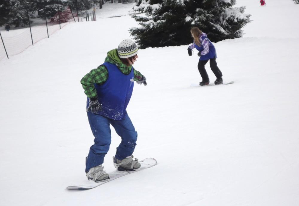 Snowboardkurs Galerie 2