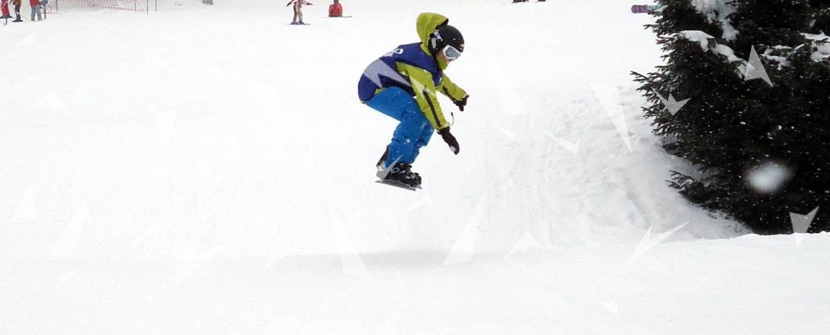 Snowboardkurs Galerie 81