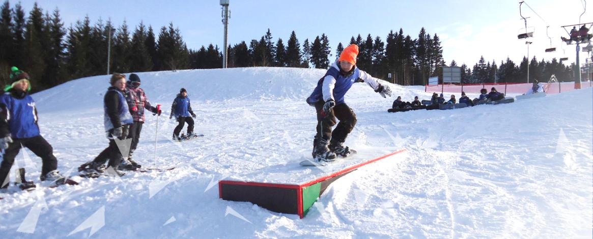 Snowboardkurs Galerie 83