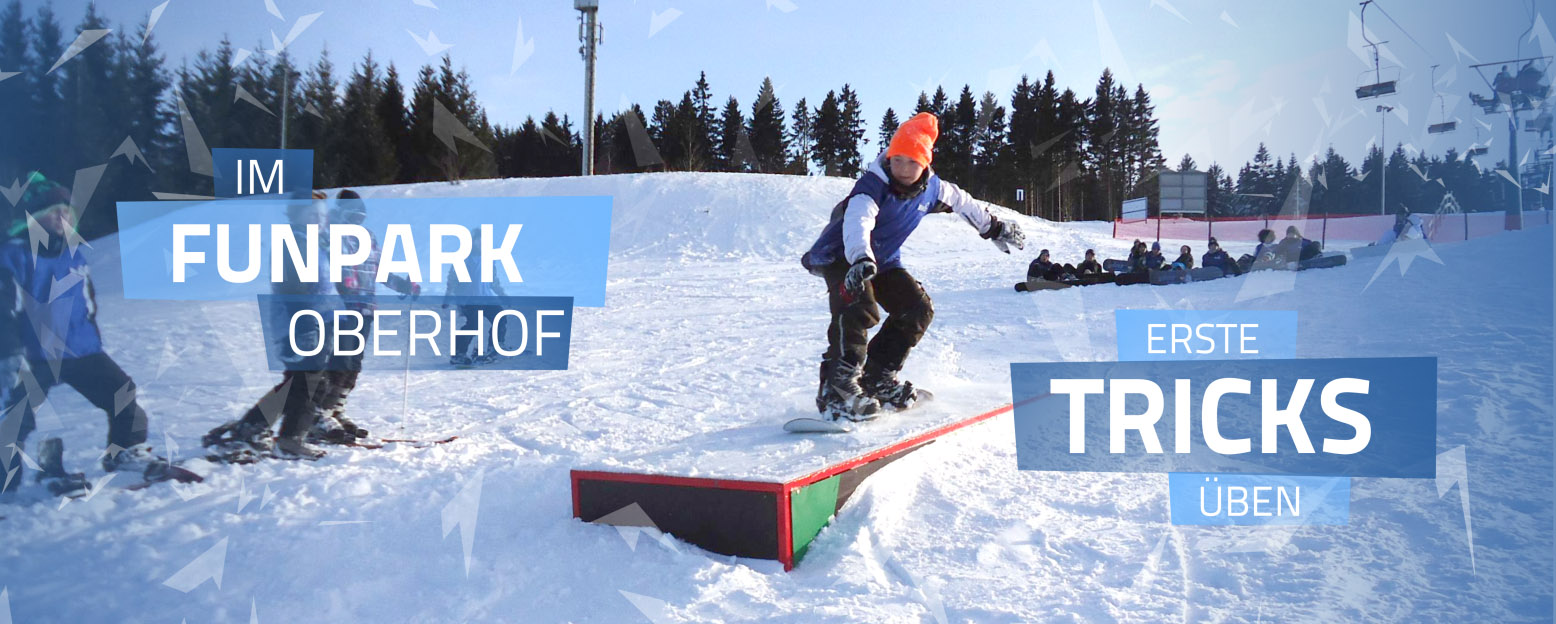 Snowboardschule in Oberhof - Learn2Ride