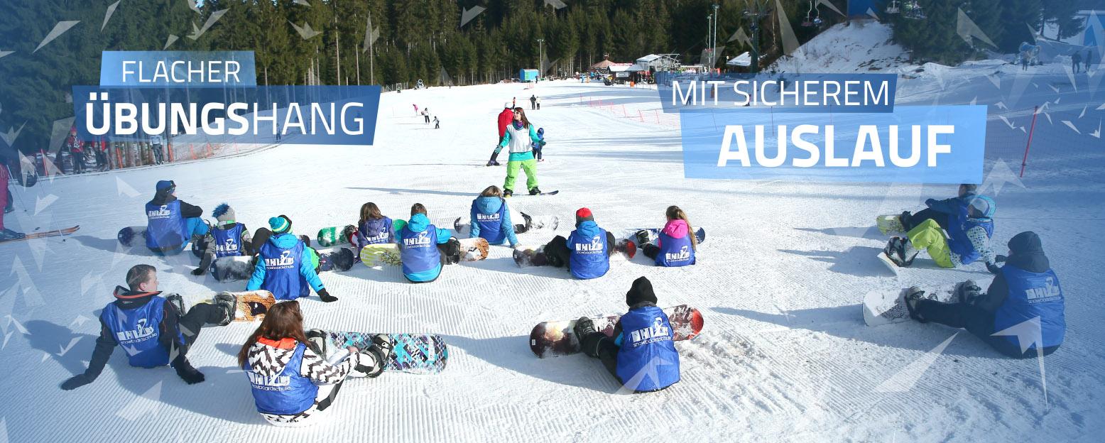 Snowboardschule in Oberhof - Learn2Ride