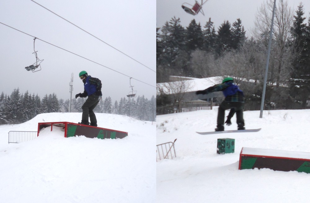 Snowboardkurs Galerie 8