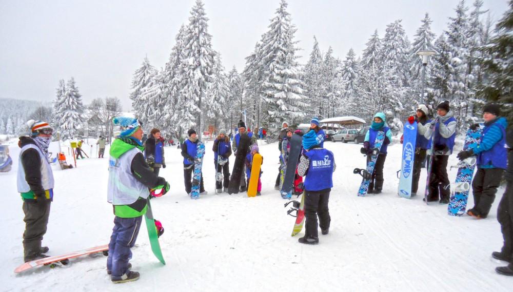 Snowboardkurs Galerie 3