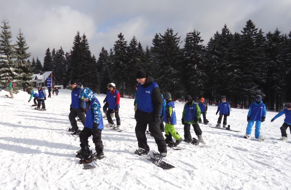 Snowboardkurs Galerie 4