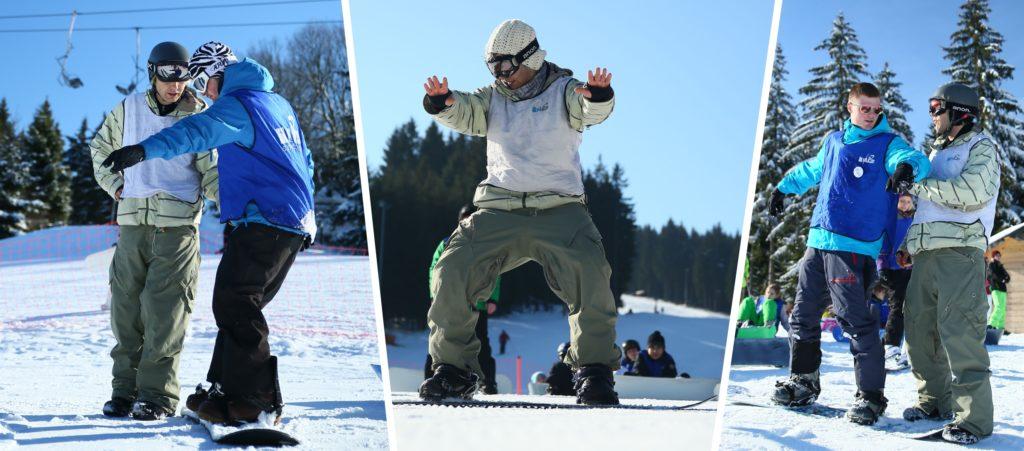 Snowboardlehrer in Thüringen werden